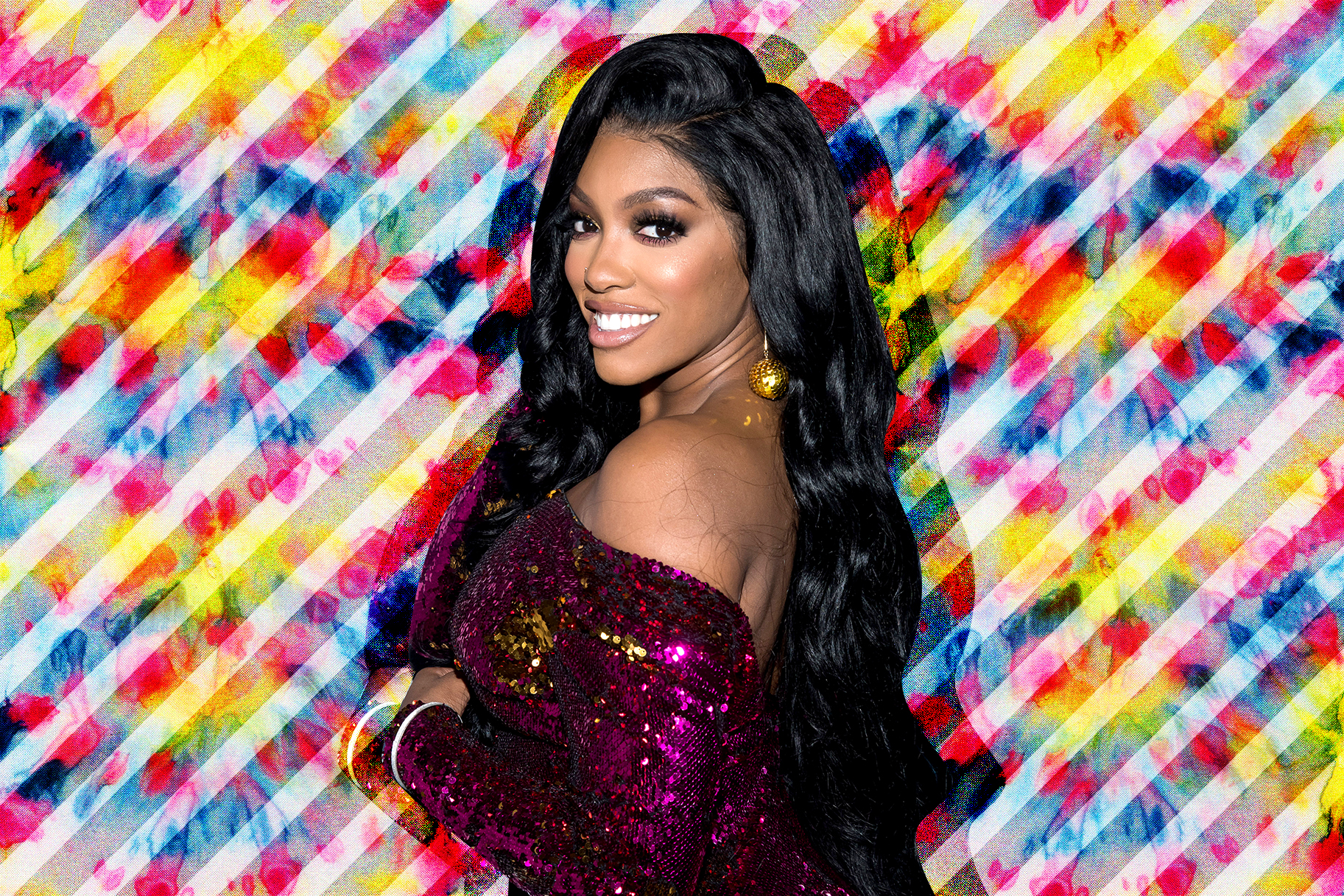 Porsha Williams Talks About RHOA Season 13 And Describes How Her Daughter Fuels Her Activism - See Her Video