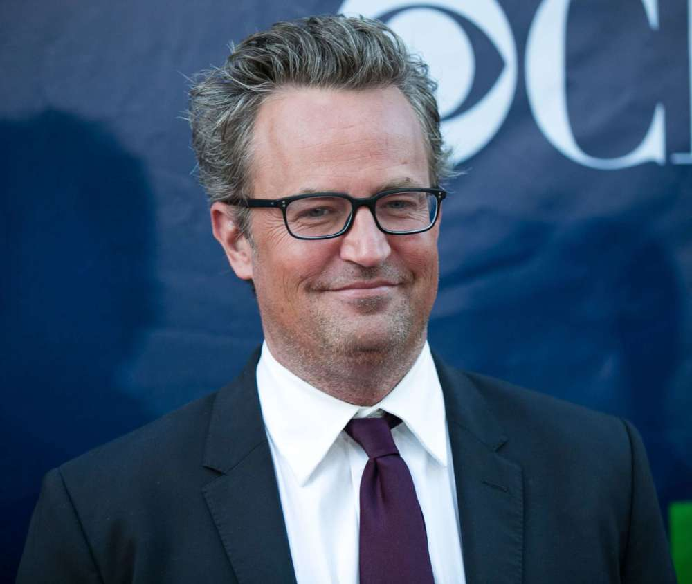 Matthew Perry launches 'Friends' clothing line to support COVID-19 response