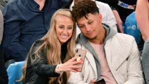 Patrick Mahomes Reportedly 'Nervous' And 'Excited' To Become A Dad Soon!