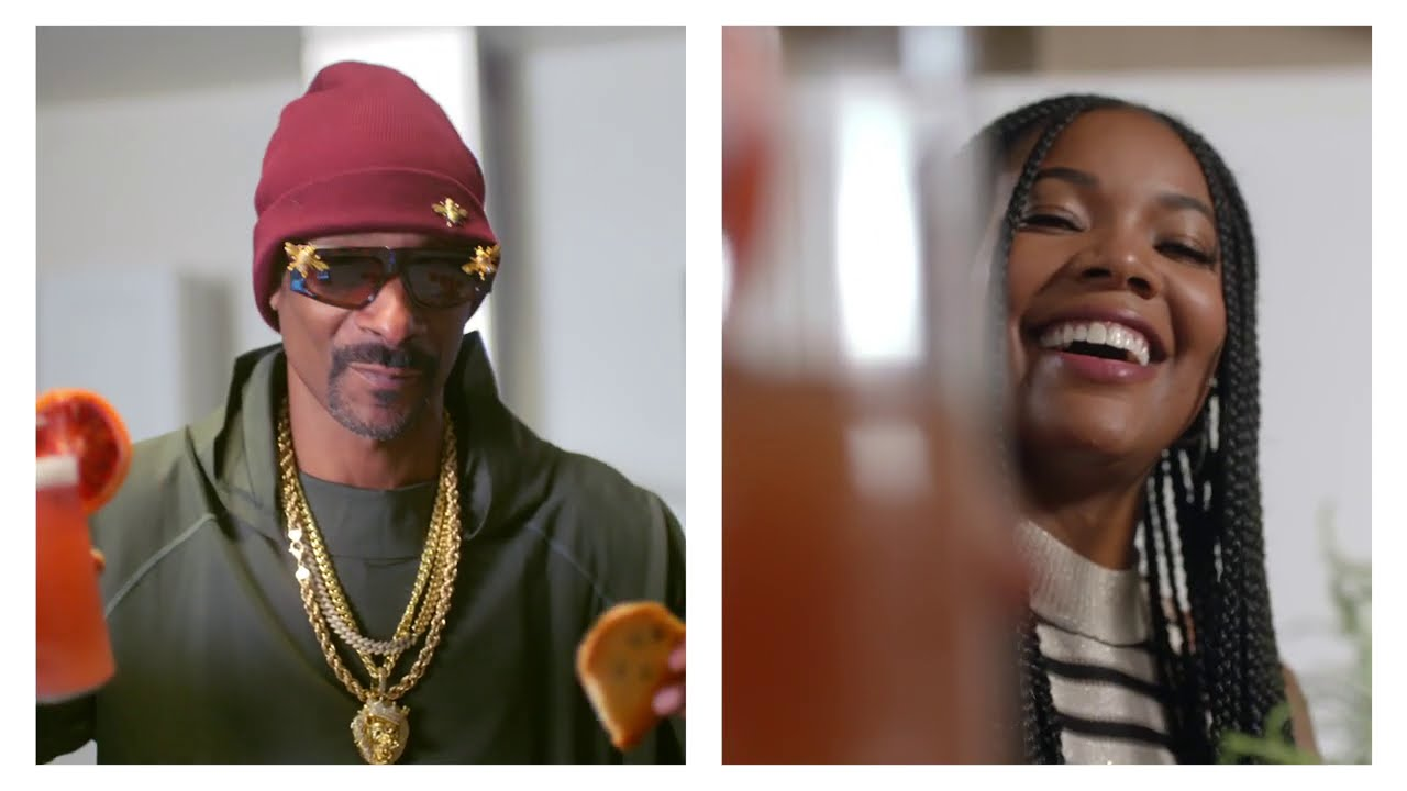 Gabrielle Union Praises Snoop Dogg's Baking Skills - See Their Video Togethe