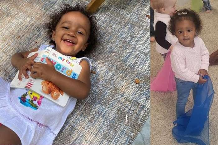 Kenya Moore's Baby Girl, Brooklyn Daly Looks Like A Little Angel - See Her Photo