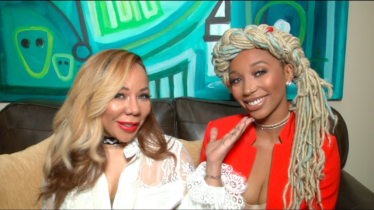 Tiny Harris Shares Gorgeous Photos Featuring Her Daughter, Zonnique Pullins - Check Out The Pregnancy Pics