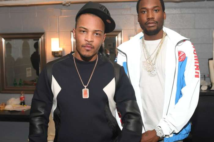 T.I. Posts Throwback Pic Of Him And Meek Mill - Reminisces About Their Long-Lasting Friendship!