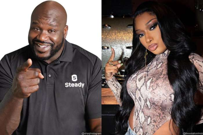 Shaquille O'Neal - Was He Really Flirting With Megan Thee Stallion Or Just Joking Around? - Source Reveals His True Intentions!
