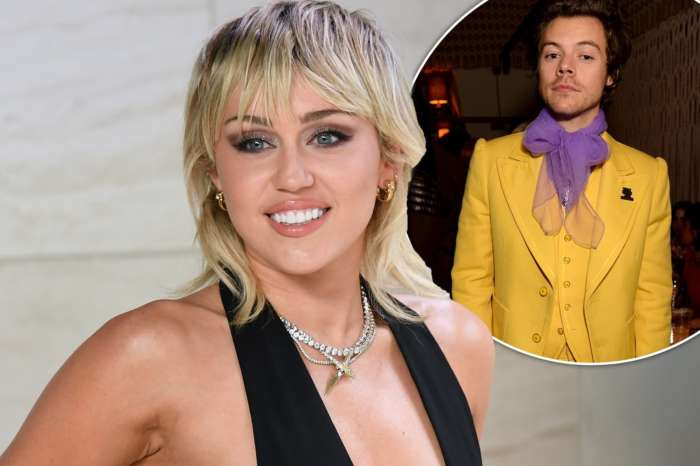 Miley Cyrus Admits She's Attracted To Harry Styles!