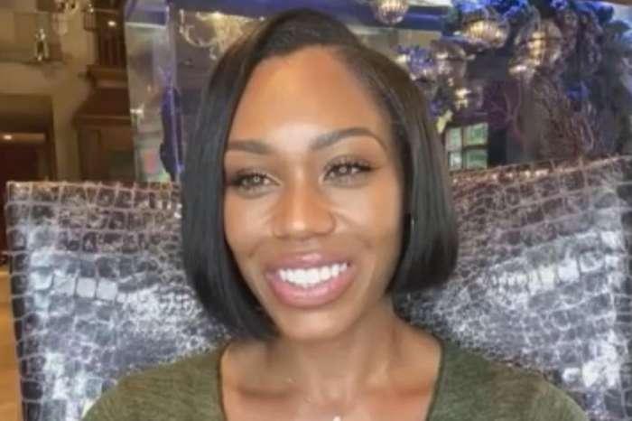 Monique Samuels Reveals She's Leaving 'RHOP' During IG Live!