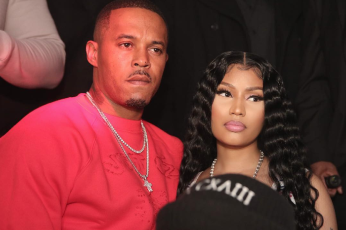 Nicki Minaj Says She Was Calm But Husband Kenneth Petty Was 'Really Scared' When Her Water Broke!