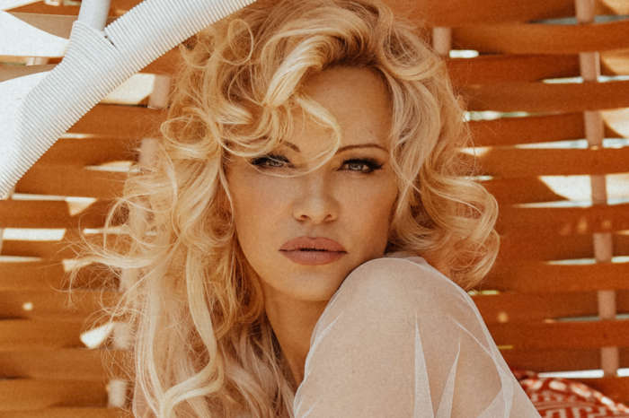 Pamela Anderson Pleads With Donald Trump To Pardon Julian Assange While Rocking Hot Bathing Suit!