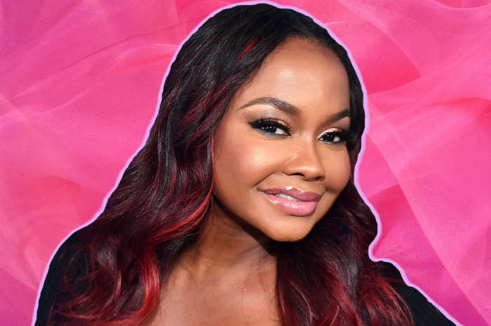 Phaedra Parks's Fans Show Her Love After Seeing This Photo