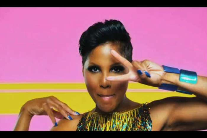 Toni Braxton Looks Like A Queen In This Pink Dress - Check Out The Video