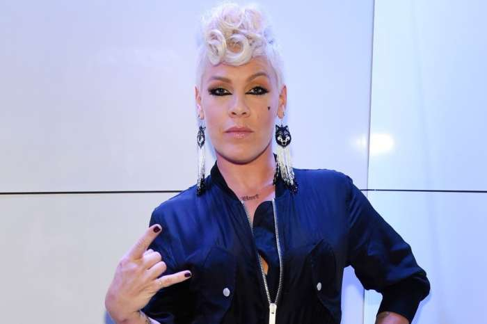 Pink Looks Back On All Her Health Struggles In 2020 After Also Breaking Her Ankle!