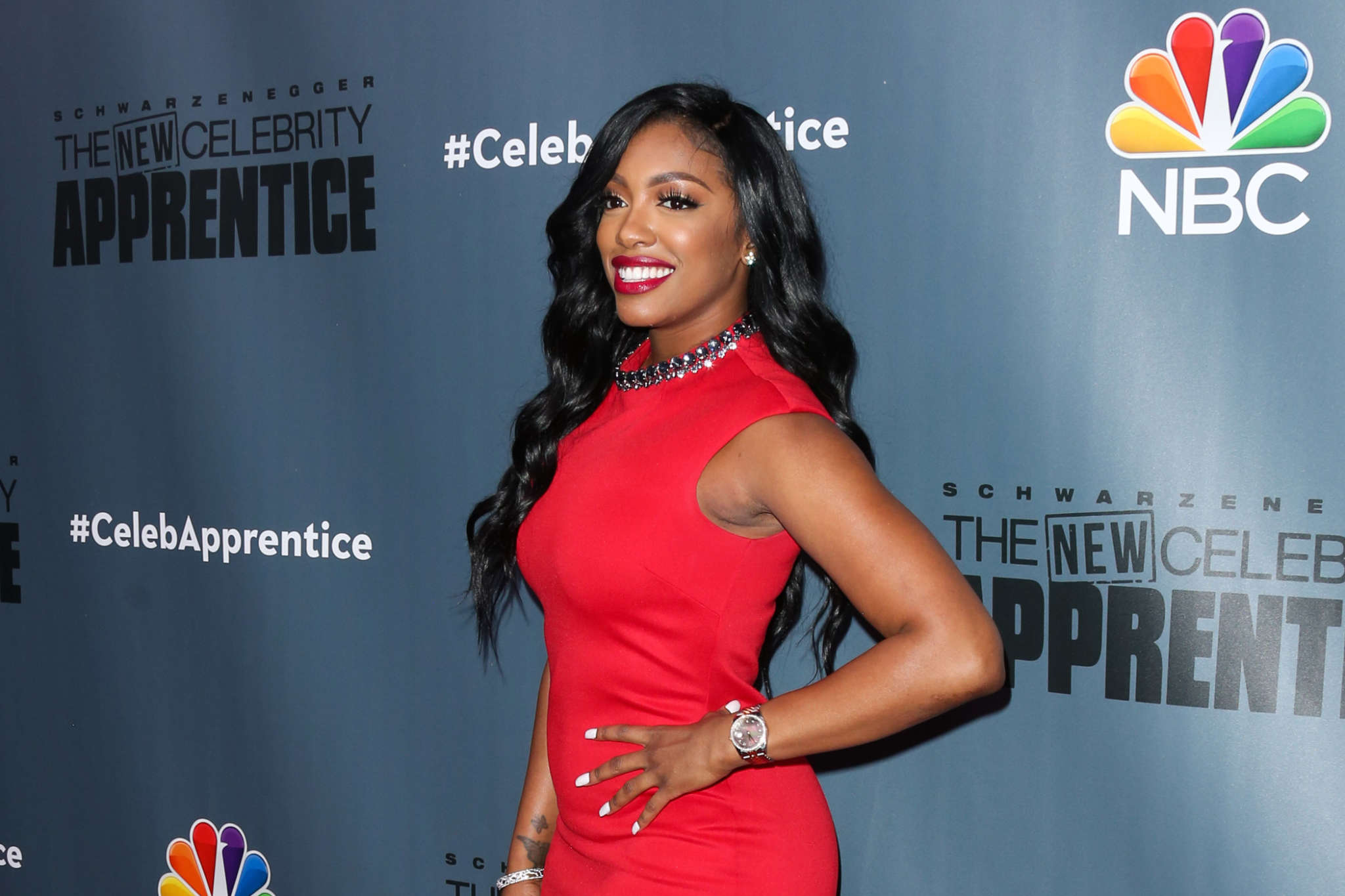 Porsha Williams Is Addressing The Perfect Healthcare System - See Her Video