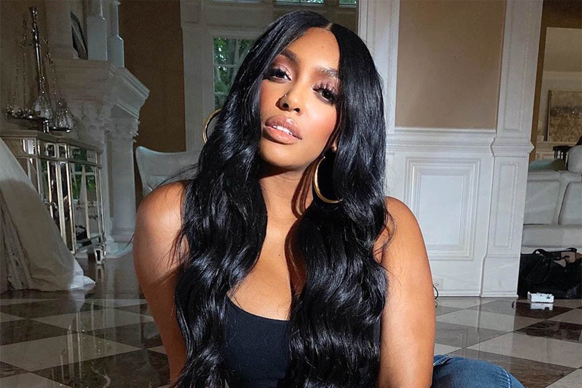 Porsha Williams Looks Gorgeous In Her Recent Video - See It Here