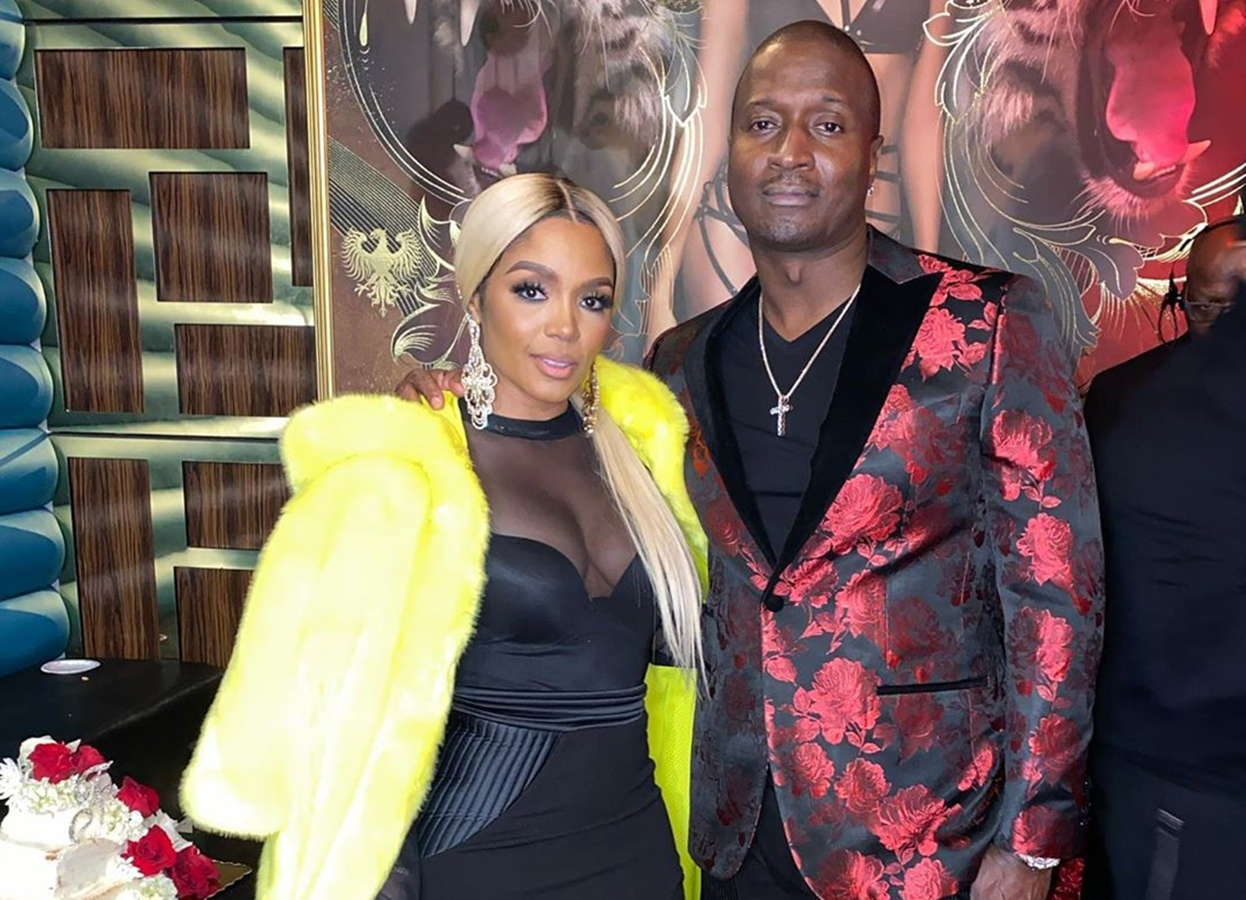 Rasheeda Frost Shows Off Her Natural Hair In This Video Ahead Of Her And Kirk Frost's Anniversary