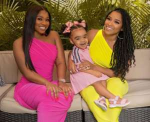 Toya Johnson Shares A New Photo Shoot Of Reginae Carter - See Nae Killing Every Look!