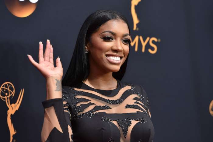 Porsha Williams Looks Stunning For Christmas - See Her Glamorous Photos