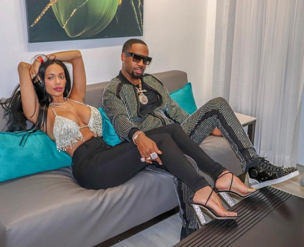 Safaree's Fans Share Advice Regarding Erica Mena - See His Latest Video