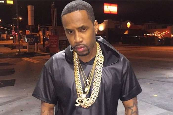 Safaree Drops Important Life Advice For His Fans