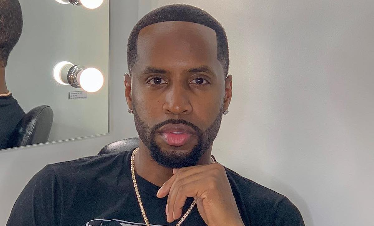 Safaree Shows Fans Some Amazing Products To Use When Exercising - Check Them Out In This Clip