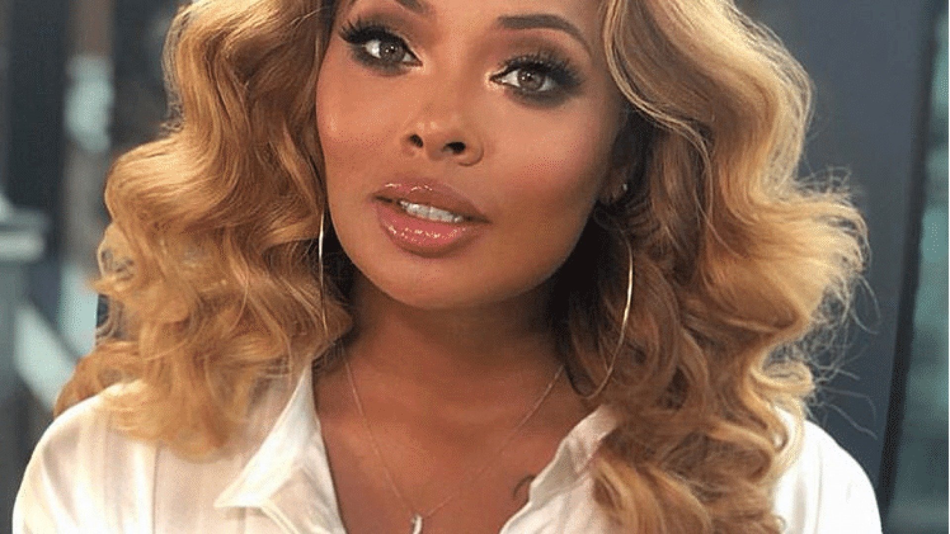 Eva Marcille Learns To Love Who She Is Naturally - See Her Latest Video