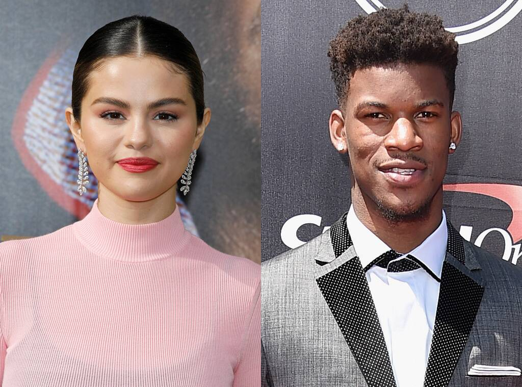 Selena Gomez heats things up with rumoured boyfriend Jimmy Butler