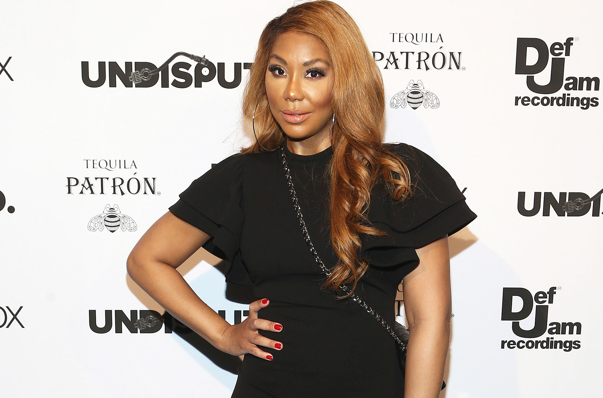 Tamar Braxton Addresses Plastic Surgery On Her Podcast - Listen To Her Point Of View Here