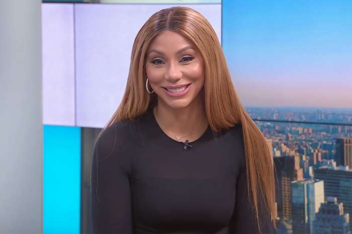 Tamar Braxton Shares A Few Words After Being Suggested To Reconcile With Vincent Herbert
