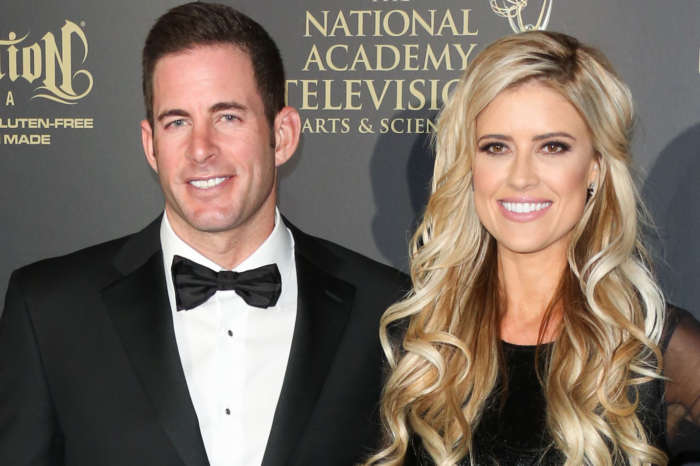 Tarek El Moussa Says He's Not Happy With The Comments Christine Quinn Made About Him And Heather Rae Young