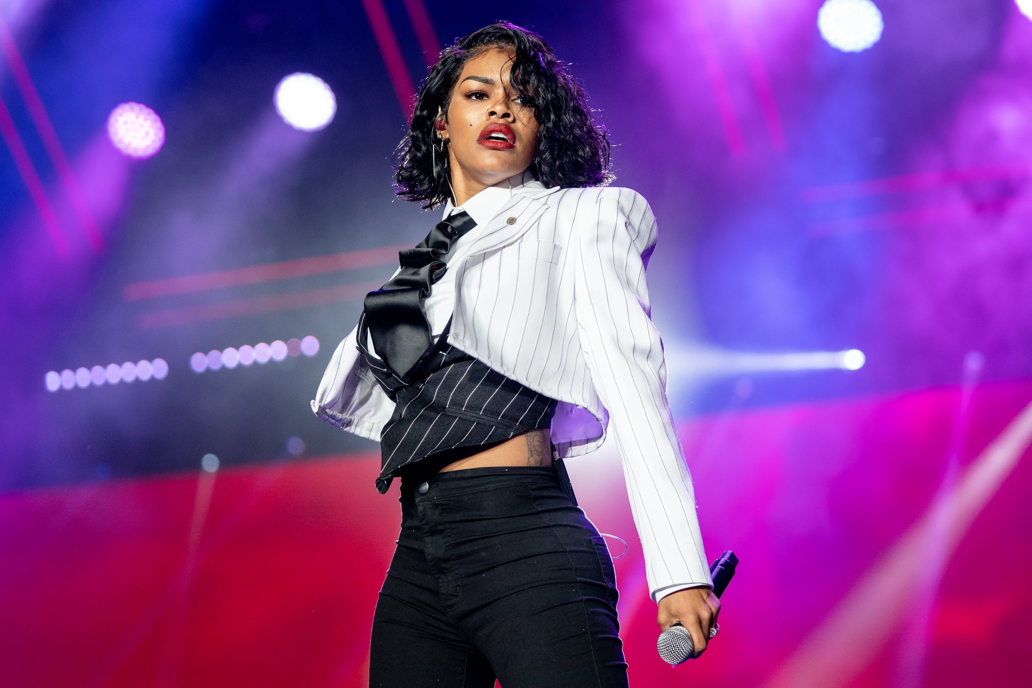 Teyana Taylor Clarifies Her Decision To Leave Music - See Her Video
