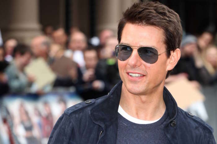 Tom Cruise Reportedly Took An Early Christmas Break After The Leaked COVID-19 Audio Tape