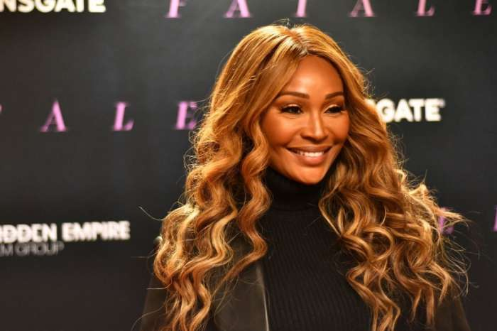 Cynthia Bailey Shares A Photo From Her Vacay With Mike Hill - Check Her Out Getting Vitamin D