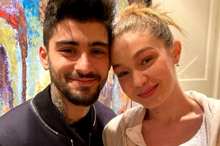 Zayn Malik Spotted With Bleached Blonde Hair As He And Gigi Take Separate Walks — Fans Ask If The Couple Is Having Trouble