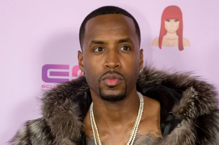 Safaree Poses With His Baby Girl, Safire Majesty - See Their Cute Photo Here