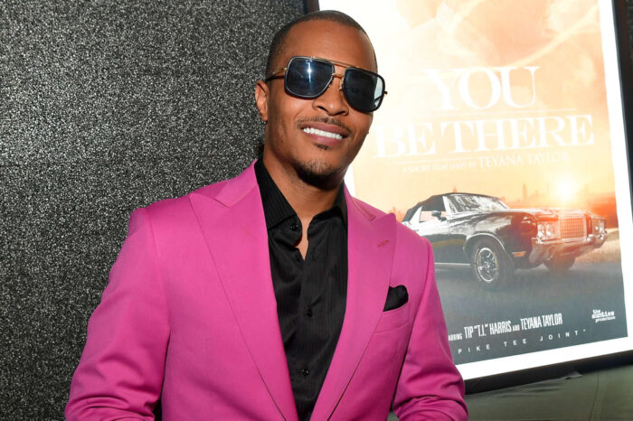 T.I. Impresses Fans With This Video Featuring A Very Smart Woman