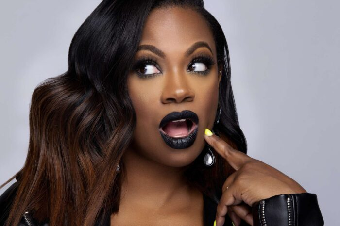 Kandi Burruss Praises Some Phenomenal Women In Her Life