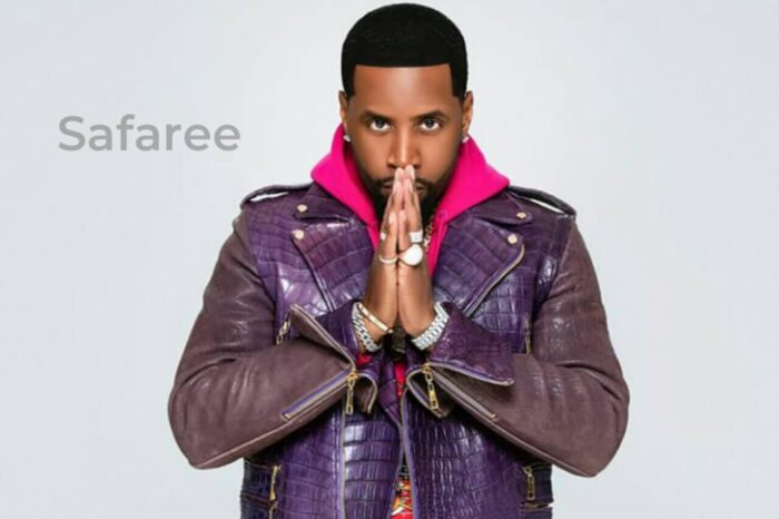 Safaree Drops His Quarantine Live Edition Of An Unreleased Track - See The Video Here