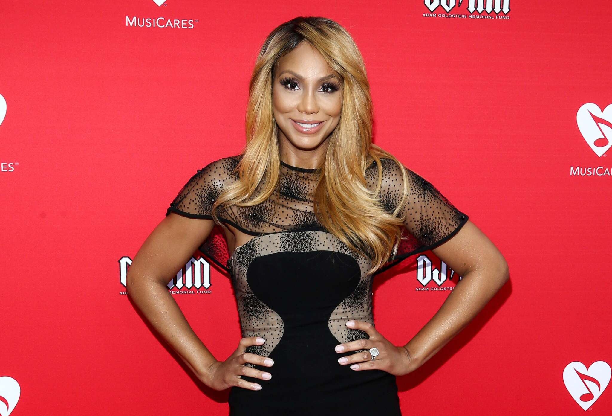 Tamar Braxton Needed A Long Time To Find Her Smile - Check Out Her Emotional Message