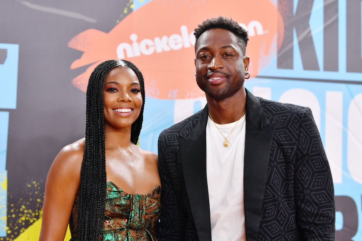 Gabrielle Union Publicly Flaunts Her Love For Dwyane Wade Following His Birthday