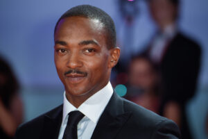 Anthony Mackie Comments On The Theory That He's The New Captain America - Video!