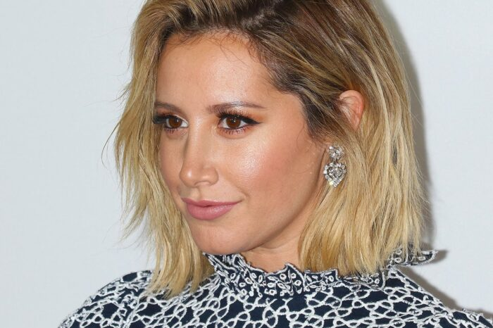 Ashley Tisdale Opens Up About The Hate She Received After Getting A Nose Job 15 Years Ago And The Trauma She Still Has!