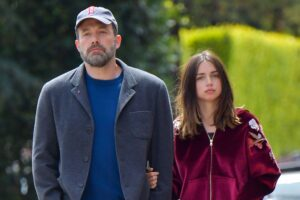 Ben Affleck And Ana De Armas Reportedly Ended Relationship After Disagreements Over Having Kids!