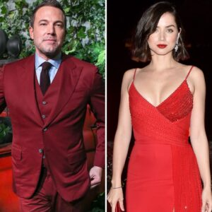 Ben Affleck And Ana De Armas No Longer An Item - Here's Why They Broke Up!