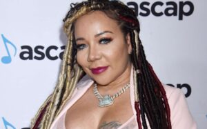 Tiny Harris Shares A Video Featuring Heiress Harris' Aunty Duties