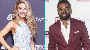 Keo Motsepe And Chrishell Stause Closer Than Ever After They Bond Over Grief
