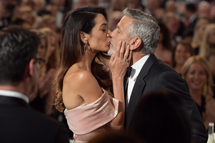 George Clooney Shares Romantic Gesture He And Amal Like To Do To Keep The Flame Alive 7 Years Into Their Relationship!