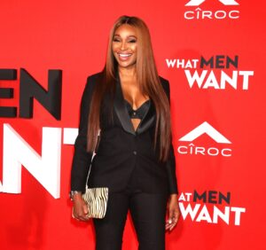 Cynthia Bailey Drops A Message About 'Gut Feelings'