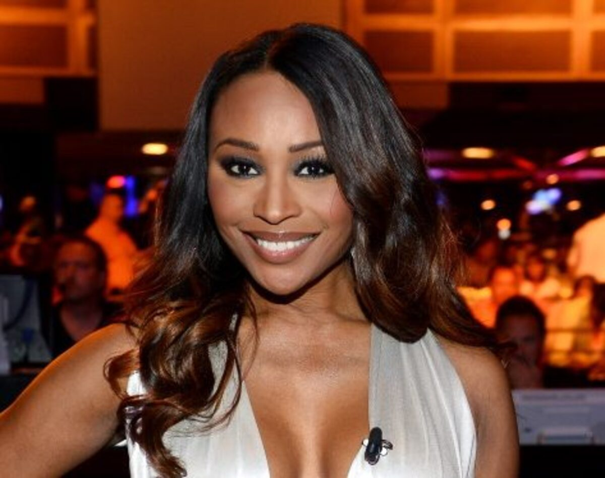 Cynthia Bailey Shares A Message From Kamala Harris - Check It Our Here