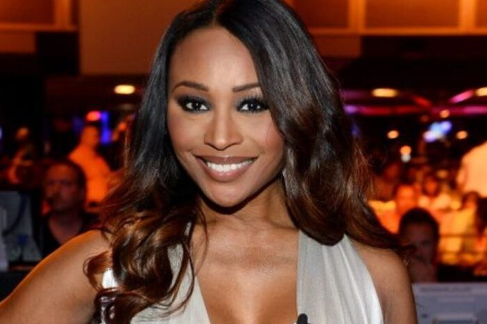 Cynthia Bailey Shares Her Secret For Flat Abs - See Her Results