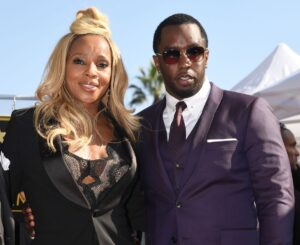 Diddy Celebrates The Birthday Of Mary J. Blige