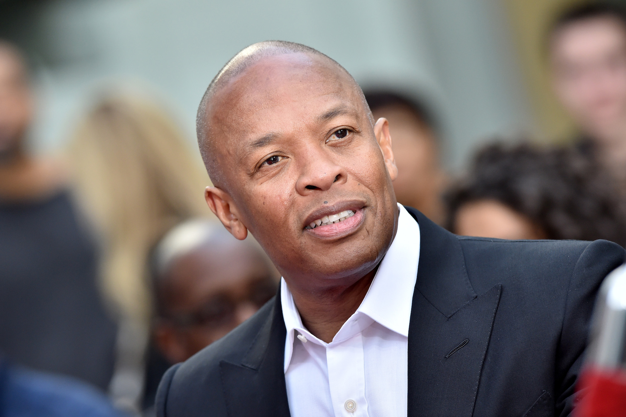 Dr. Dre Sends A Message To Fans And Followers From The Hospital